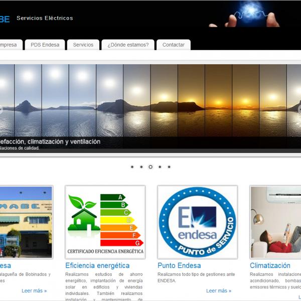 Diseño de Página web en Málaga para negocio