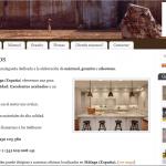 Publicidad Google Adwords, Anuncios Google y Marketing online para Mármoles - Granitos Málaga