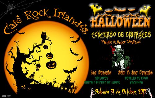 Diseño de carteles para Halloween