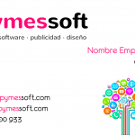 Rediseño de imagen corporativa para Pymessoft